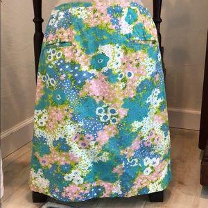 Matilda Jane Floral Skirt